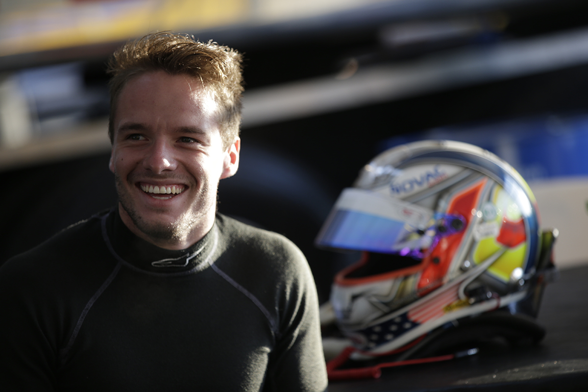 My Mazda Road to Indy: Victor Franzoni