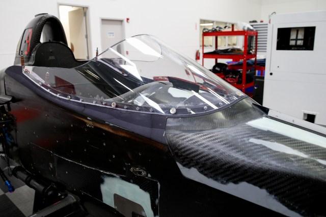 IndyCar Windscreen