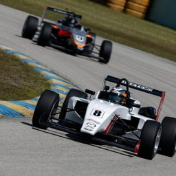 Kirkwood Fastest Among 23 USF2000 Drivers at Florida Spring Training