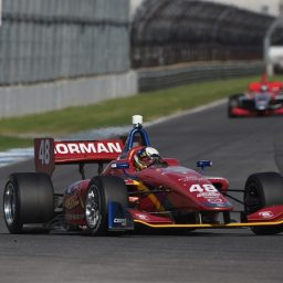 Mazda Road to Indy Season Kicks Off with Spring Training