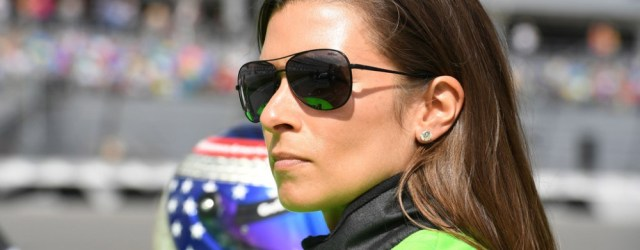 Danica Patrick at the 2018 Daytona 500