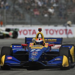 Recap: Rossi Tops Practice 2 in Long Beach