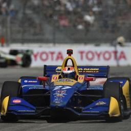 Recap: Rossi Tops Practice 2 in Long Beach