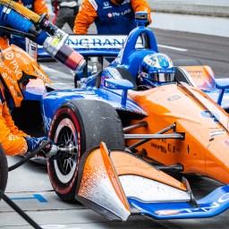 Dixon mounts valiant weekend comeback in INDYCAR GP runner-up finish