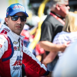 Kanaan looking for mistake-free day at Indianapolis