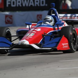 Tony Kanaan reaches 350-start milestone