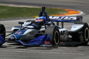 Sato just misses out on podium finish at Road America