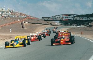 IndyCar at Laguna Seca: A Look Back