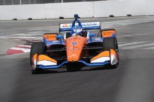 Scott Dixon sweeps Honda Indy Toronto Friday practices