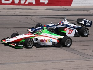 Herta and O'Ward take Indy Lights battle to Mid-Ohio