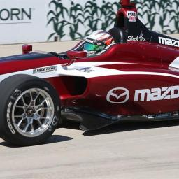 """Mazda announces departure from """"Road to Indy"""" program"""