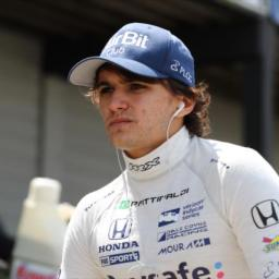Fittipaldi Prepares for Next Challenge
