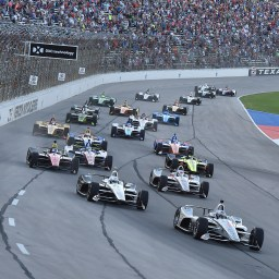 INDYCAR and Texas Motor Speedway extend partnership through 2022