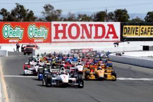 IndyCar Flashback: 2015 GoPro Grand Prix of Sonoma