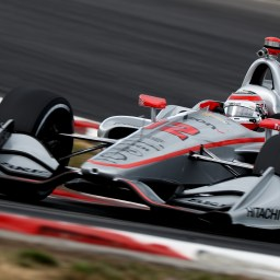 Power outruns rookies in second practice at Portland GP