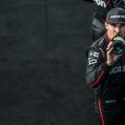 Robert Wickens Named Rookie of the Year
