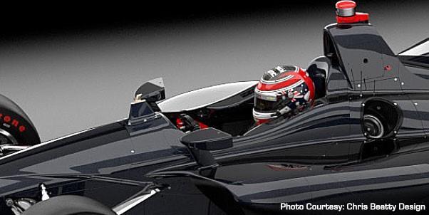 IndyCar AFP device