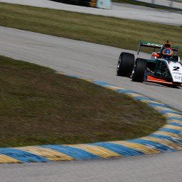 Indy Pro 2000 teams visit Homestead-Miami Speedway for Spring Training