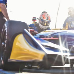 Alexander Rossi snatches pole for the Acura Grand Prix of Long Beach