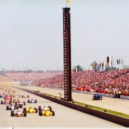 Memorable front rows in Indianapolis 500 history