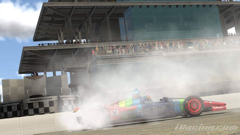 Goke wins iRacing Indy Elite Series Indy 500 while Campbell takes maiden title