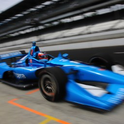 Retrospect: Rosenqvist salvages respectable finish in challenging INDYCAR GP