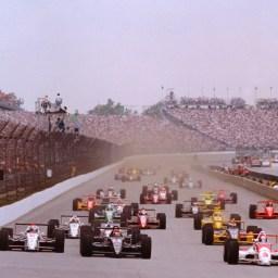 IndyCar Flashback: 1991 Indianapolis 500