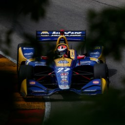 Alexander Rossi tops Second Practice at Road America