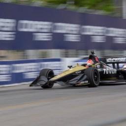 Jesse Elliott Photo Gallery: Friday at Honda Indy Toronto