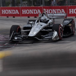 Simon Pagenaud charges to Honda Indy Toronto Pole