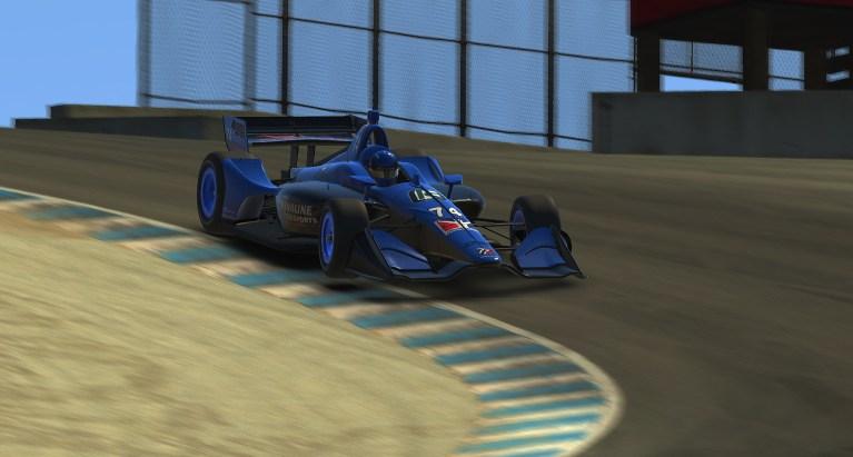 Adam Blocker breaks through for Indy Elite Series win at Laguna Seca