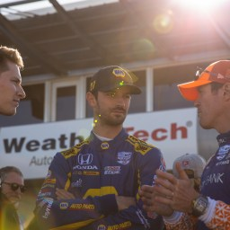 IndyCar Roundtable: Laguna Seca championship edition