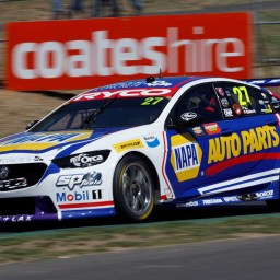 Hinchcliffe, Rossi thankful following Bathurst 1000 opportunity
