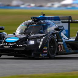 Dixon, Hanley represent IndyCar with wins at Daytona 24 endurance race