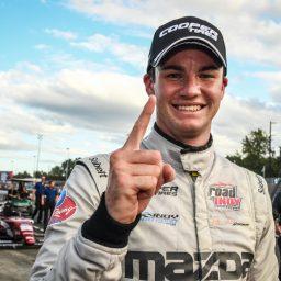 Kirkwood added to Andretti Autosport 'Lights lineup