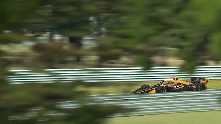 INDYCAR iRacing Challenge round for Barber moves to television on NBCSN