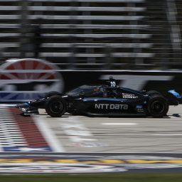 Rosenqvist: Texas race provided oval breakthrough