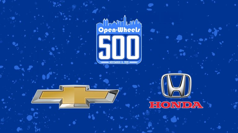 Chevrolet, Honda join in the action at 2020 Open-Wheels 500