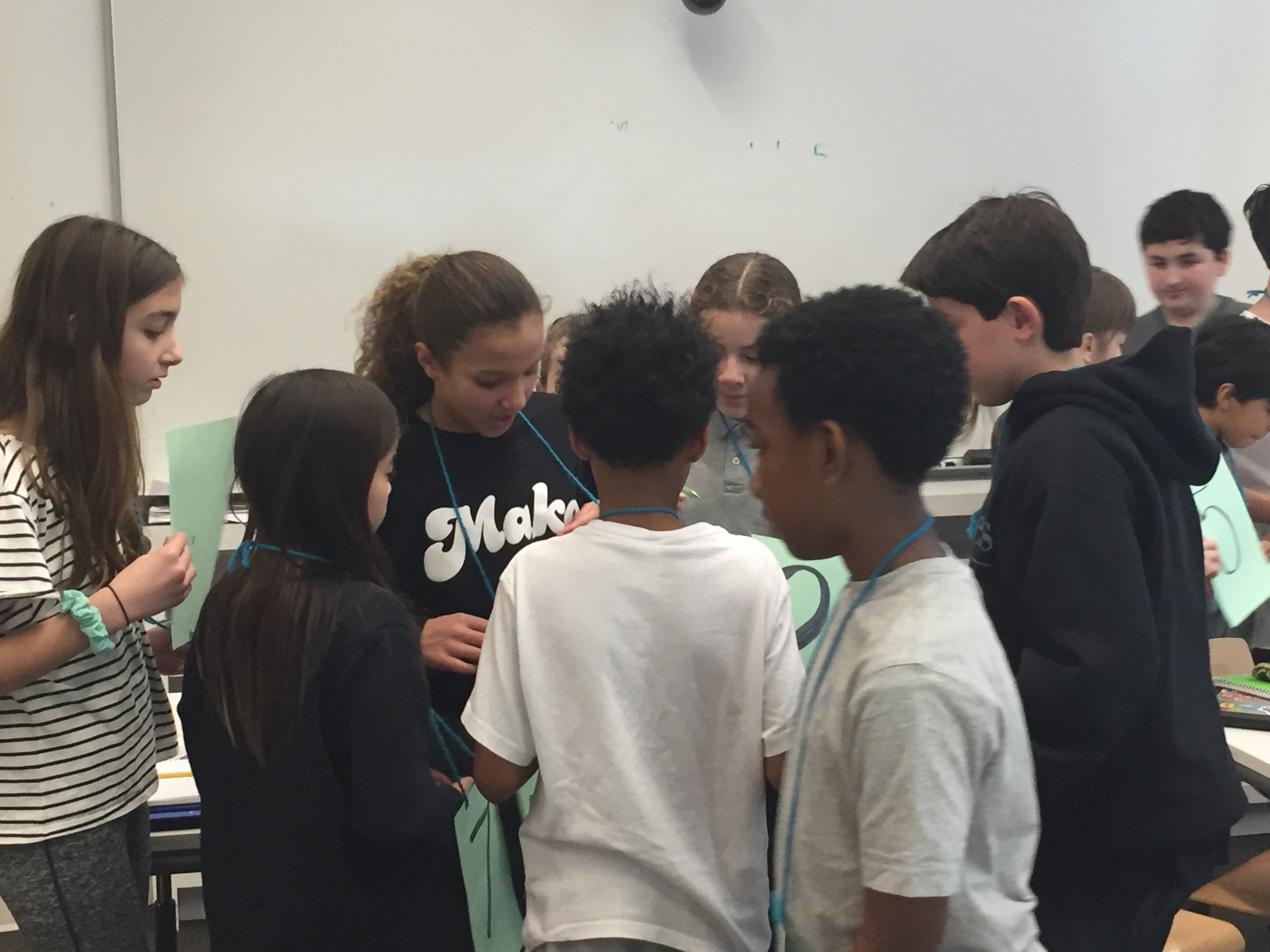 Keeping Students Active And Engaged In Middle Grades Math