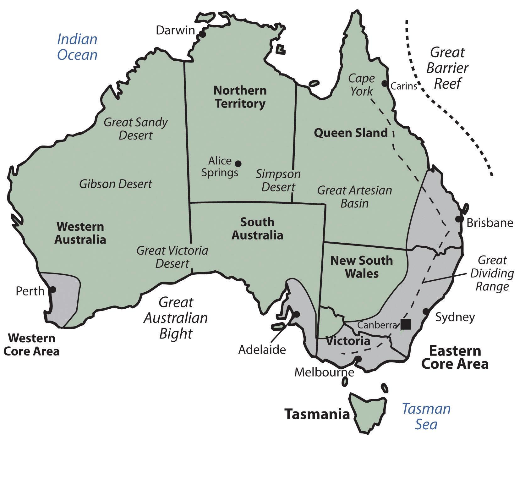 12 2 Australia World Regional Geography