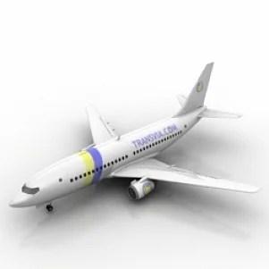 Boing Airplane