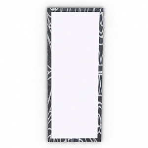Simple Rectangle Mirror Free 3d Model 3ds Gsm