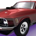 Car Ford Mustang 1970