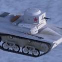 T37a Light Tank