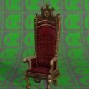 Duke Throne Chair