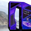 Discs Of Tron Sitdown Arcade Machine