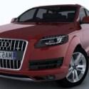 Audi Q7 Car