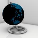 Modern Desk Globe