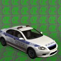 Nypd Ford Mondeo Police Car
