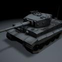 Veteran Tiger Tank